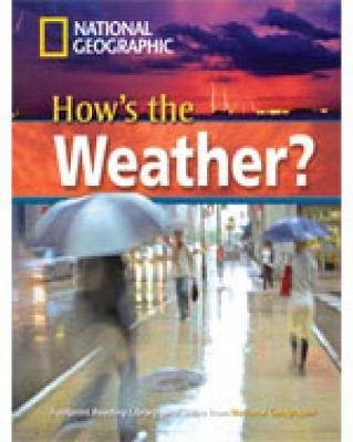How's the Weather?: How's the Weather? + Book with Multi-ROM 2200 Headwords