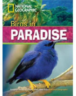 Birds in Paradise + Book with Multi-ROM: Footprint Reading Library 1300