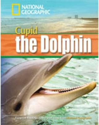 Cupid the Dolphin + Book with Multi-ROM: Footprint Reading Library 1600