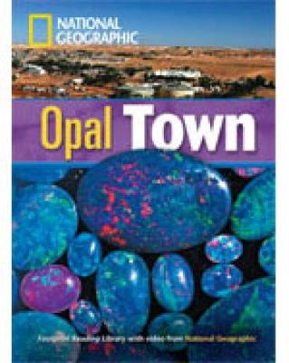 Opal Town + Book with Multi-ROM: Footprint Reading Library 1900