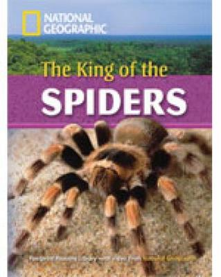 The The King of The Spiders: The King of the Spiders + Book with Multi-ROM Headwords