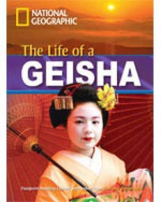 The The Life of a Geisha: The Life of a Geisha + Book with Multi-ROM Headwords
