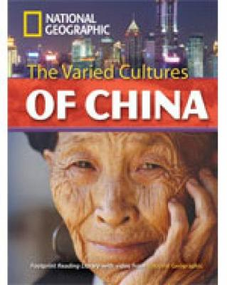 The Varied Cultures of China + Book with Multi-ROM: Footprint Reading Library 3000