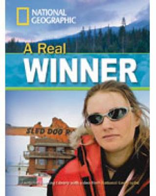 A Real Winner + Book with Multi-ROM: Footprint Reading Library 1300