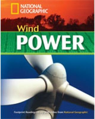 Wind Power + Book with Multi-ROM: Footprint Reading Library 1300