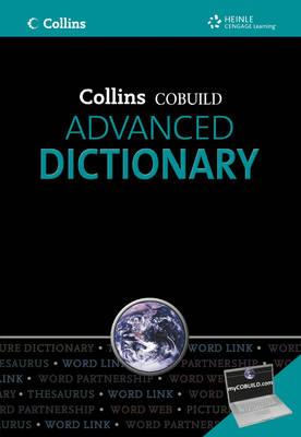 Collins Cobuild: Advanced Dictionary: With CD-ROM Plus Mycobuild.Com Access - Collins COBUILD (Paperback)