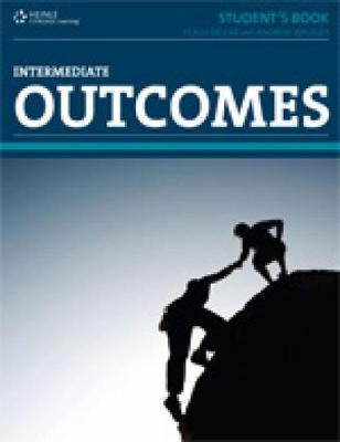 Outcomes Intermediate Workbook (with key) + CD