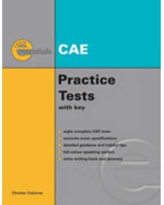 Exam Essentials: CAE Practice Tests