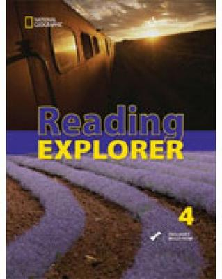Reading Explorer 4: Reading Explorer 4 with Student CD-ROM Student's Book