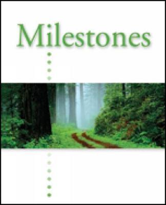 Milestones A: Independent Practice (Online) (CD-ROM)