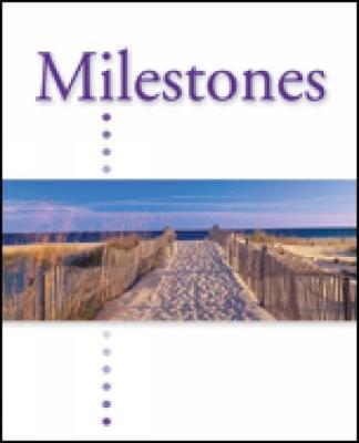 Milestones C: Independent Practice (Online) (CD-ROM)