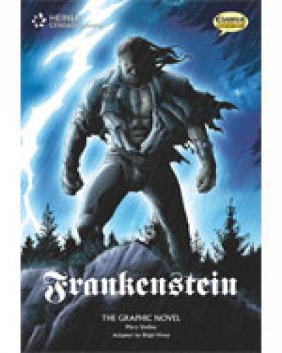 Frankenstein (British English): Classic Graphic Novel Collection