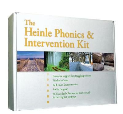 The Heinle Phonics and Intervention Kit (Paperback)