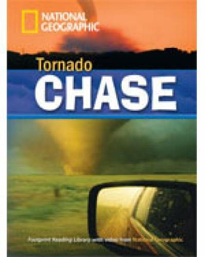 Tornado Chase + Book with Multi-ROM: Footprint Reading Library 1900