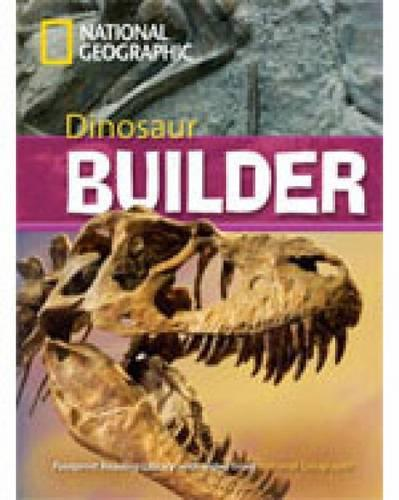 Dinosaur Builder + Book with Multi-ROM: Footprint Reading Library 2600