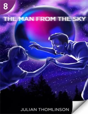 The The Man from the Sky: The Man from the Sky: Page Turners 8 Page Turners 8