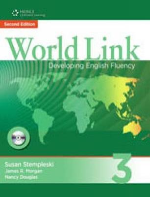 World Link 3: Classroom Audio CDs (CD-ROM)