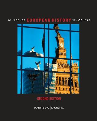 Sources of European History: Since 1900 (Paperback)
