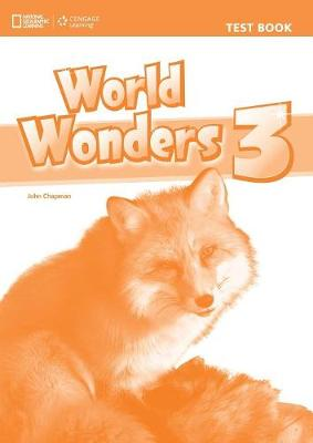 World Wonders 3: Test Book (Paperback)