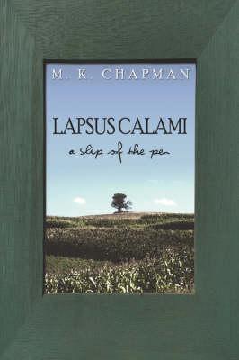 Lapsus Calami (Paperback)