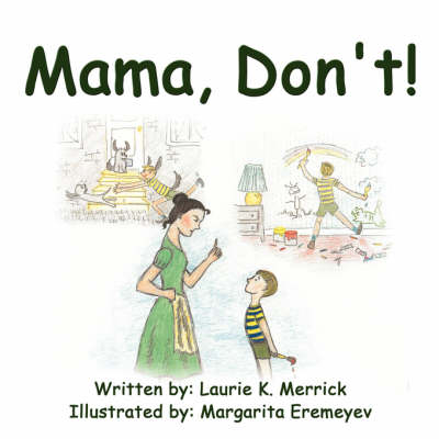 Mama, Don't! (Paperback)