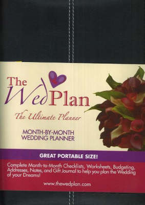 Wed Plan: The Ultimate Planner (Spiral bound)