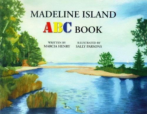 Madeline Island Abc Book (Paperback)