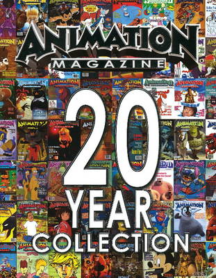 Animation Magazine: 20-Year Collection (Hardback)