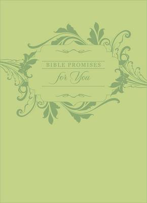 Bible Promises for you (Green) - Bible Promises Series (Book)