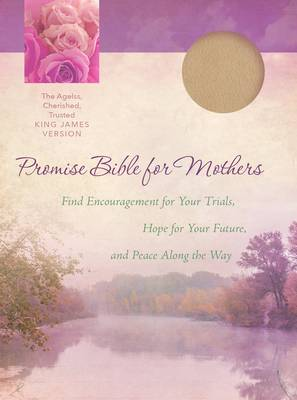 Kjv Promise Bible for Mothers Pink Faux Leather (Book)