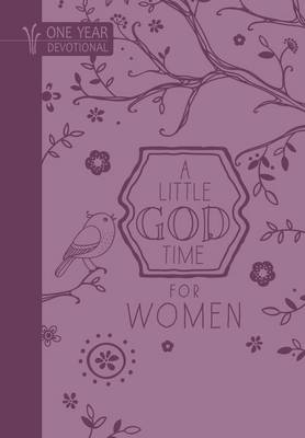 A One Year Devotional: Little God Time for Women (Book)