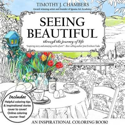 Acb: Seeing Beautiful: Inspiring Illustrations and Scripture, High Quality, Acid-Free Coloring Paper, Coloring Tips for Creating Beautiful Artwork (Paperback)