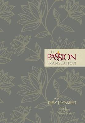 Tpt New Testament Floral (With Psalms Proverbs and Song of Songs) (Hardback)