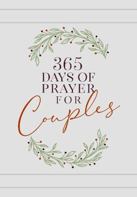 365 Days of Prayer for Couples: Daily Prayer Devotional (Book)