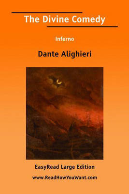 The Divine Comedy Inferno (Paperback)