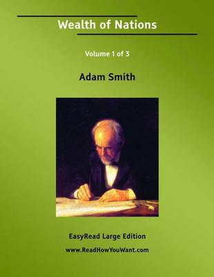 Wealth of Nations (3 Volume Set) (Paperback)