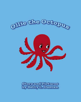 Ollie the Octopus (Paperback)