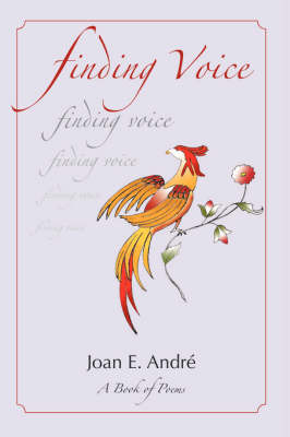 Finding Voice: A Book of Poems (Paperback)