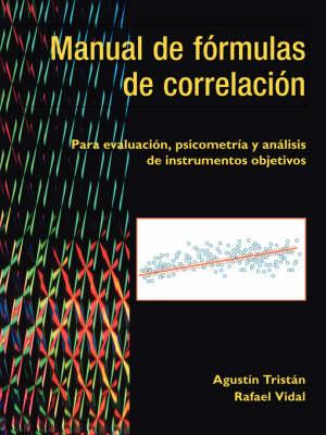 Manual De Formulas De Correlacion (Paperback)