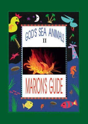 God's Sea Animals: No. 2: Marion's Guide (Paperback)