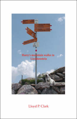 Harry's Mountain Walks in Liechtenstein (Paperback)