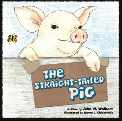 The Straight-tailed Pig (Paperback)