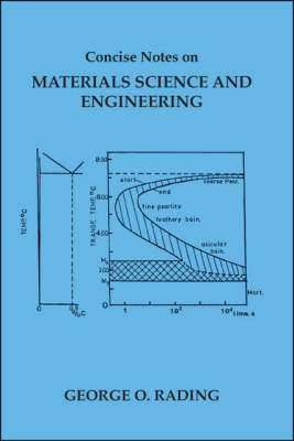 Concise Notes on Materials Science and Engineering (Paperback)