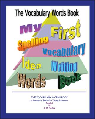 The Vocabulary Words Book (Paperback)