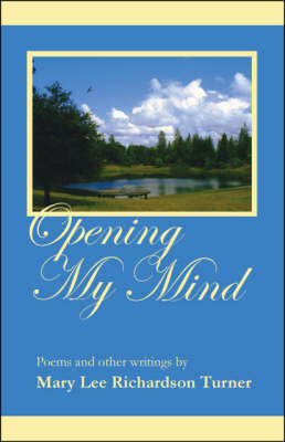 Opening My Mind (Paperback)