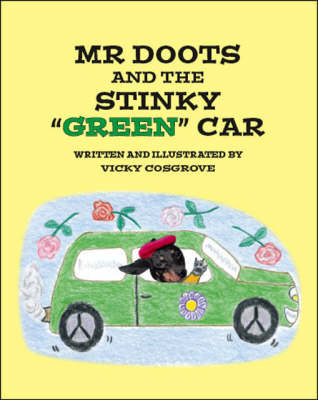 Mr Doots and the Stinky Green Car (Paperback)