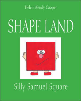 Shape Land: Silly Samuel Square (Paperback)