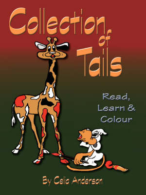 Collection of Tails: Read, Learn and Colour (Paperback)