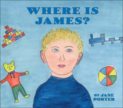 Where is James? (Paperback)