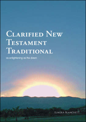 Clarified New Testament, Traditional (Paperback)